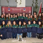 2014 Civic Reception for Claregalway Ladies Football