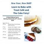 Learn To Bake With Treat Café & The Cake Fairy!