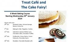 Learn To Bake With Treat Café & The Cake Fairy!