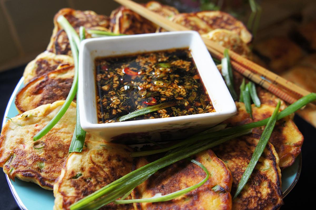 Seafood-Pancake-n'-sauce