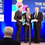 Corrandulla Organic Farm Scoops €10,000 Galway Enterprise Award