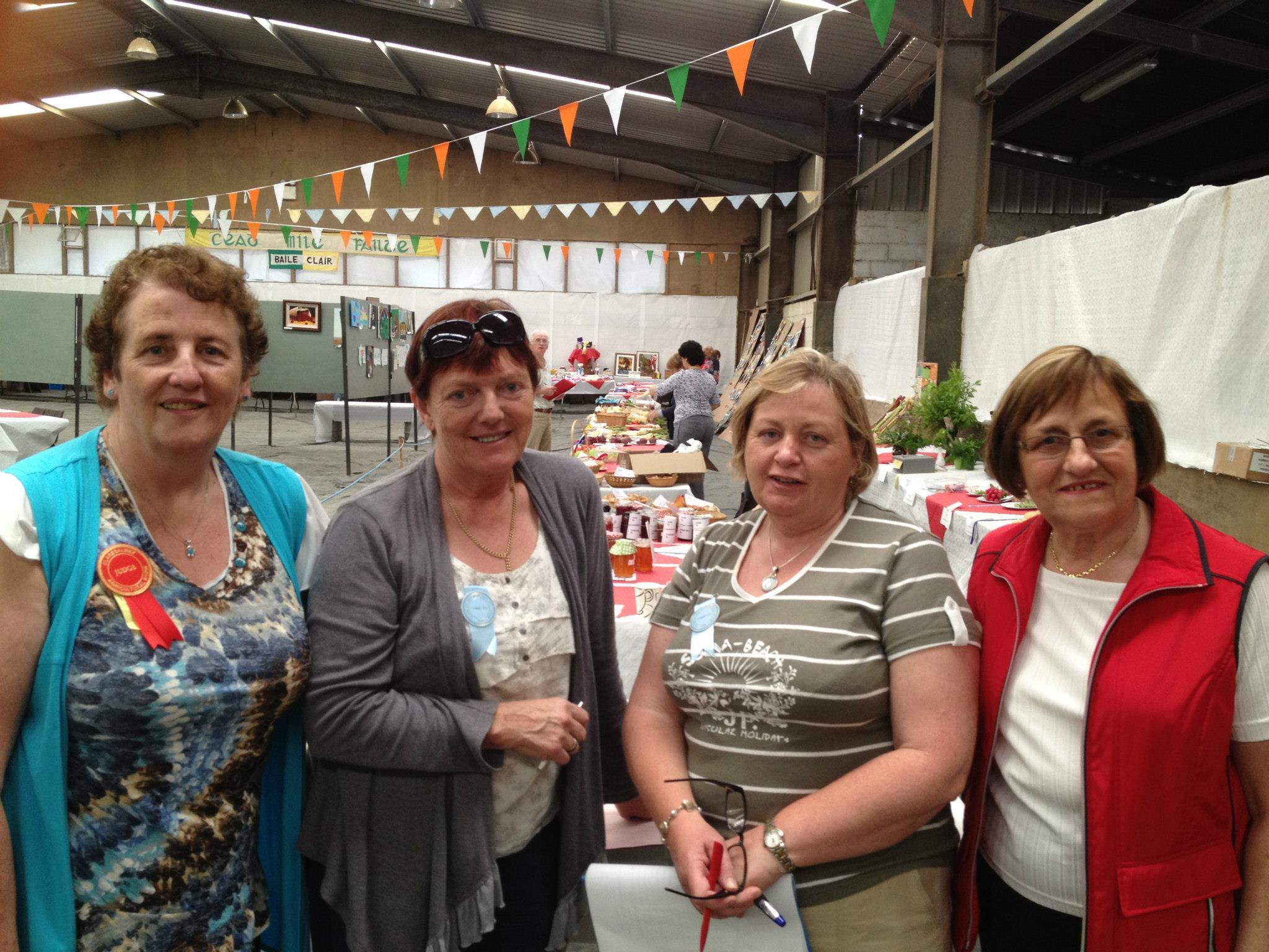 Baking-Judge-Monica-with-Josette-Celia-Kathleen
