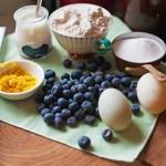 Blueberry Lemon Muffins Make a Perfect Easter Sunday Treat