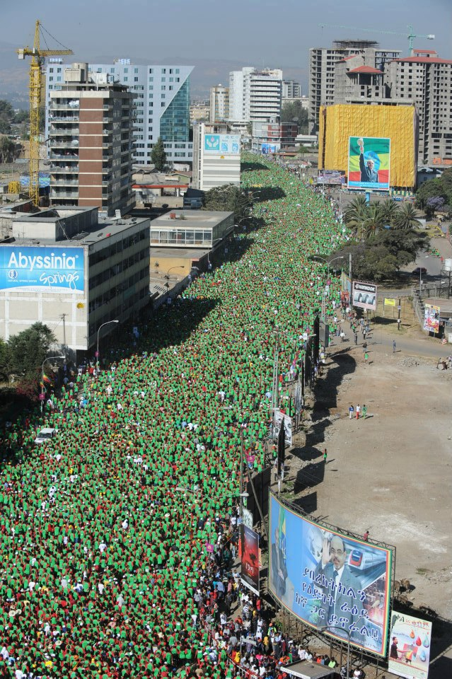 Great Ethiopian Run and Walk
