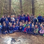 Claregalway Scouts Easter Camp 2014