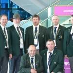Eugene Nolan of Annaghdown Angling Club Captains Irish Team