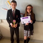 Congratulations to 1st place winner Thomas McStay and runner up Leanna Callanan