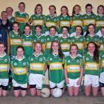 Claregalway Ladies Féile 2014 Update