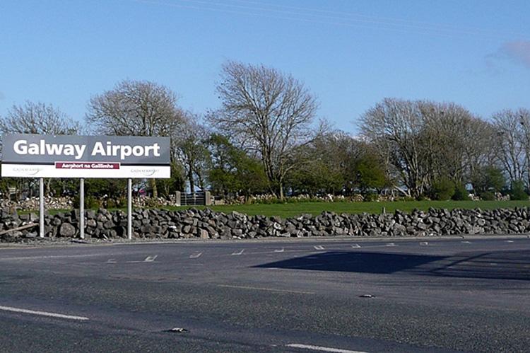 GalwayAirportEntrance