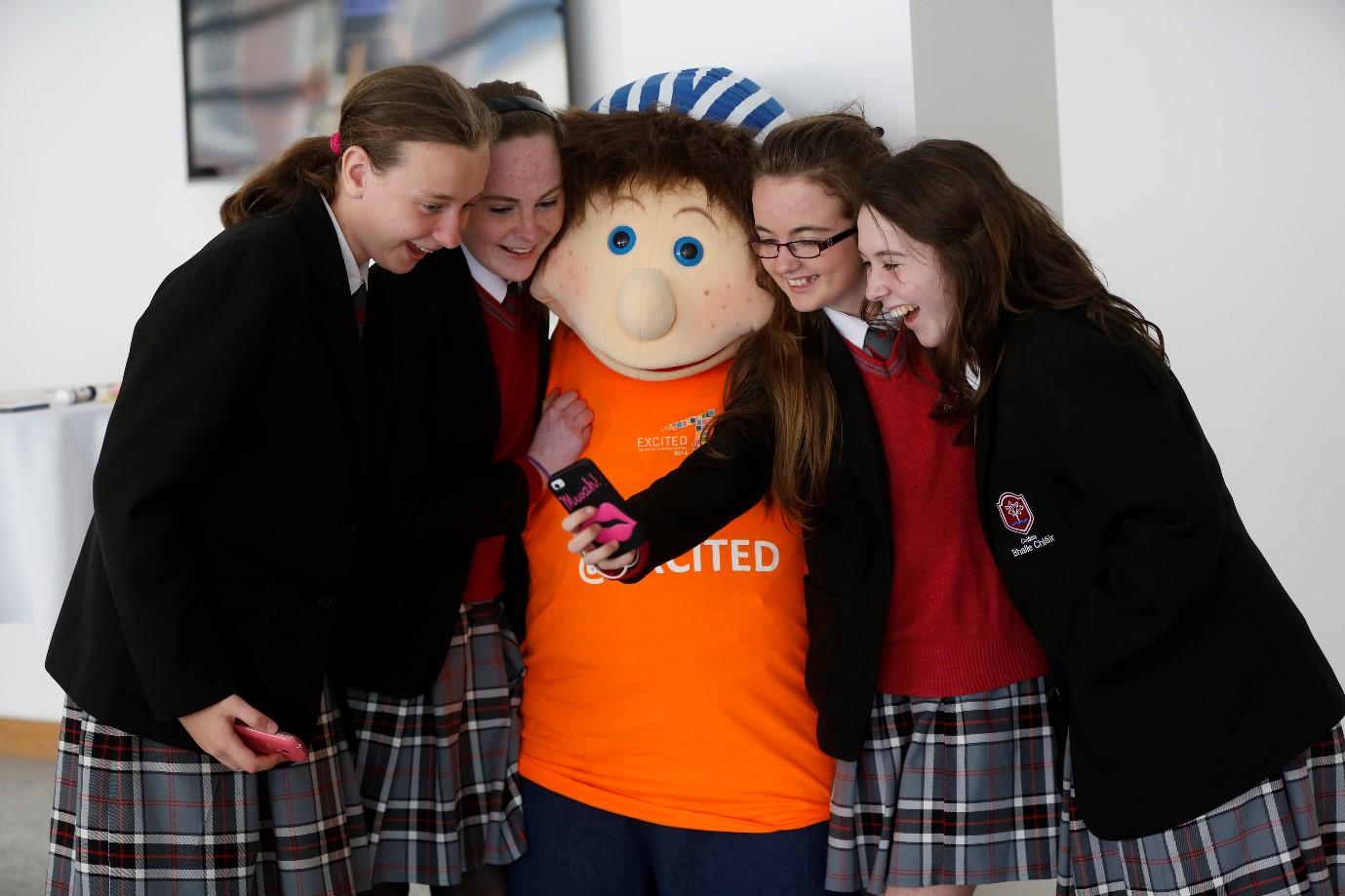 Avril King, Órlaith Roe, Leanna Callanan and Jessica Lynch.