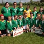 Claregalway National School Win Cumann na mBunscol
