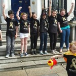 Galway's Buildings to Shine for Children's Cancer Awareness