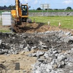 Ongoing Development at Knockdoemore Community Sports & Social Centre