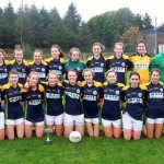 Claregalway Ladies Win GAA U16 Championship Replay