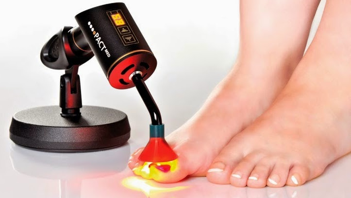 Revolutionary New Treatment Available at Claregalway Foot Therapy Clinic