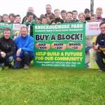 Building Blocks Laid in Knockdoe Centre Campaign