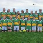 Claregalway U12 Ladies Win County Final