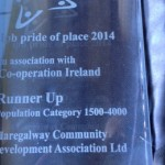 Belclare-Sylane and Claregalway Honoured in Pride of Place Awards