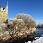 Seasonal Delights as Claregalway Castle Hosts Christmas Fair