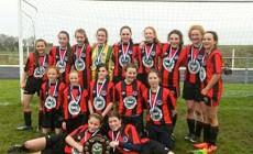 Cregmore-Claregalway FC Girls Soccer December 2014 News