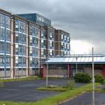 The Derelict Building