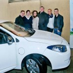 December and an Electric Car Win for Móna!