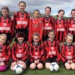 Cregmore Claregalway U10 League Champions