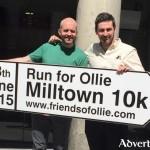 Running for Ollie