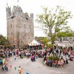 Everything Rosy in the Garden—Claregalway Castle Opens Its Doors for Annual Festival