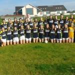 Connacht Minor Ladies Football Champs 2015