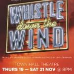 9 Arch Musical Society Presents 'Whistle Down the Wind'