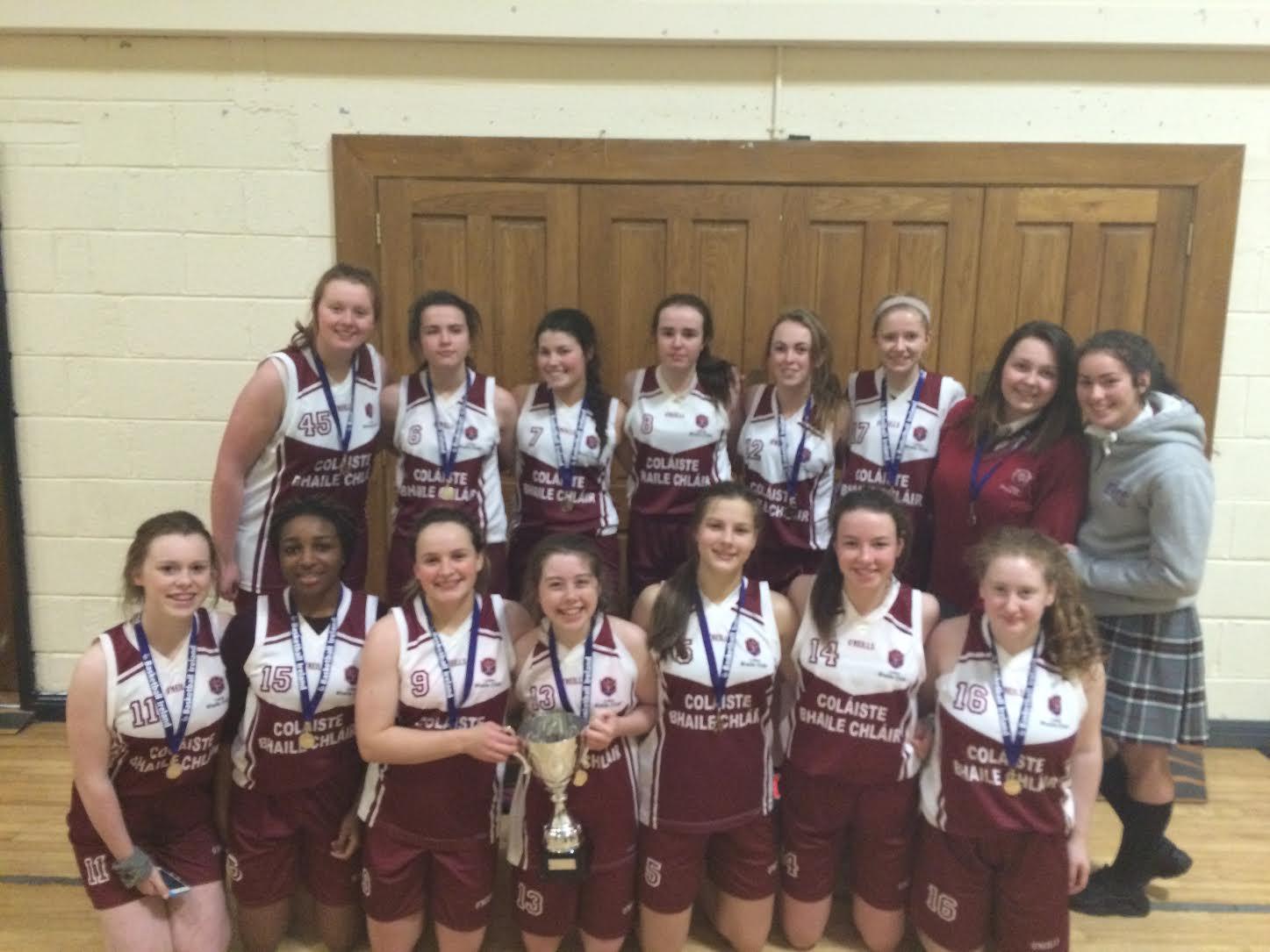 Girls U16 Team.
