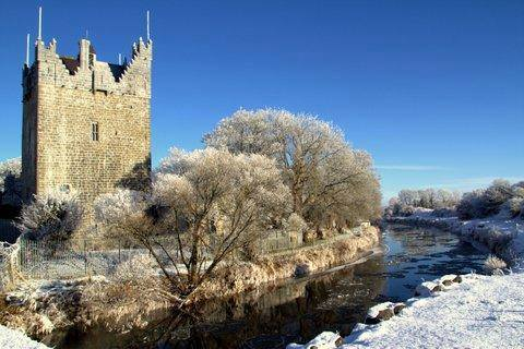 claregalway castle 1