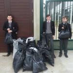 Green Schools Action Day at Coláiste Bhaile Chláir