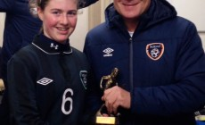Claregalway Girl Capped at Irish International Soccer