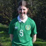 Claregalway Student Capped as Irish International Player for Ireland
