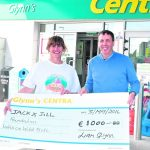 Claregalway Great Auntie's Walk on the Wild Side for Children's Charity