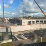 New Claregalway School Building Rises as Fast as Its Pupil Numbers