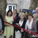 Launch of the Yeats Exhibition by Sabina Higgins in Thoor Ballylee