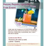Reuse Event in Claregalway Hotel