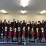 Claregalway Girls Champions of Connacht