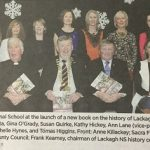 Lackagh National School 1886 book launch