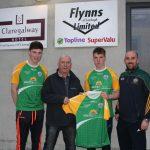 Claregalway Football news