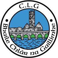 claregalway football logo