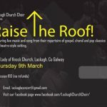 Raise the Roof in Lackagh