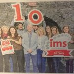 IMS Marketing celebrates a decade in business