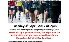 Claregalway 5K Fun Run and Walk
