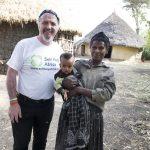 Please support Ronan's walk across Ireland for Charity