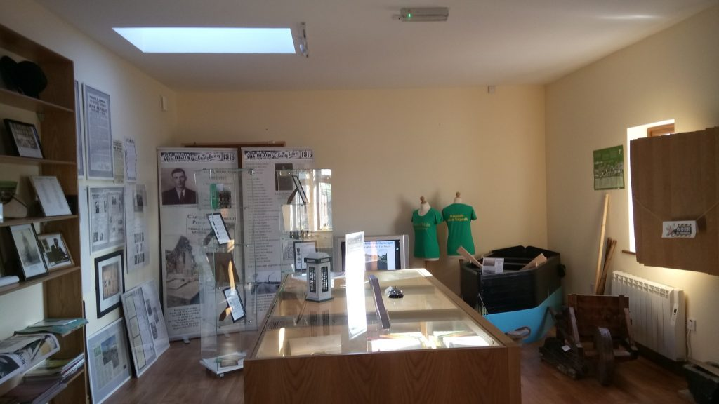 Claregalway Museum Inside
