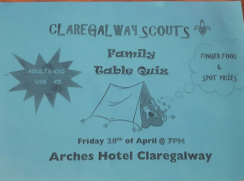 Claregalway Scouts
